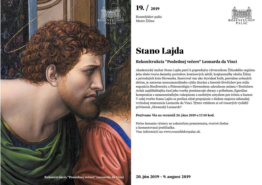 151f9438b Súkromná stredná umelecká škola v Žiline pozýva všetkých záujemcov o  výtvarné umenie na vernisáž výstavy nášho kolegu akad. maliara Stanislava  Lajdu s ...